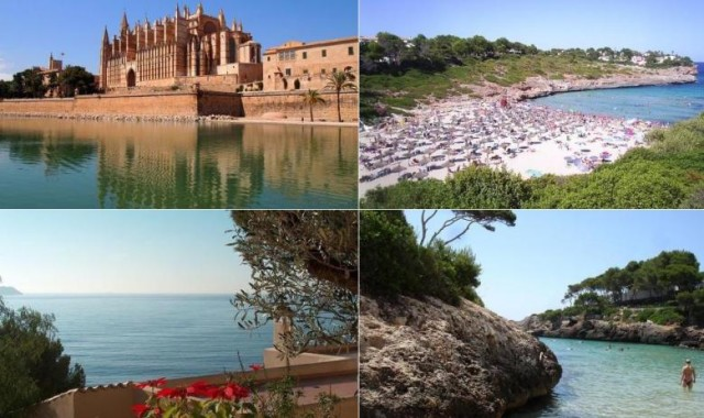 Mallorca the bigger of the balearic island world easy guides for Kenay home mallorca