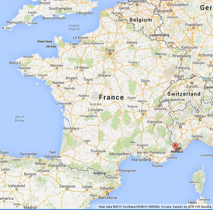 Nice on map of france gumiabroncs Choice Image