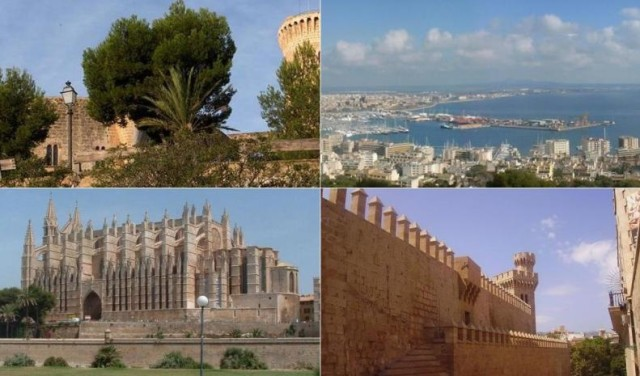 Palma is the stunning capital of mallorca world easy guides for Kenay home mallorca
