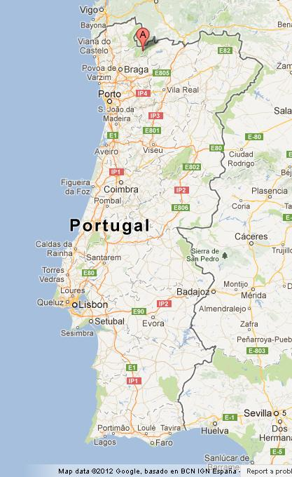 Peneda Geres National Park In Portugal World Easy Guides