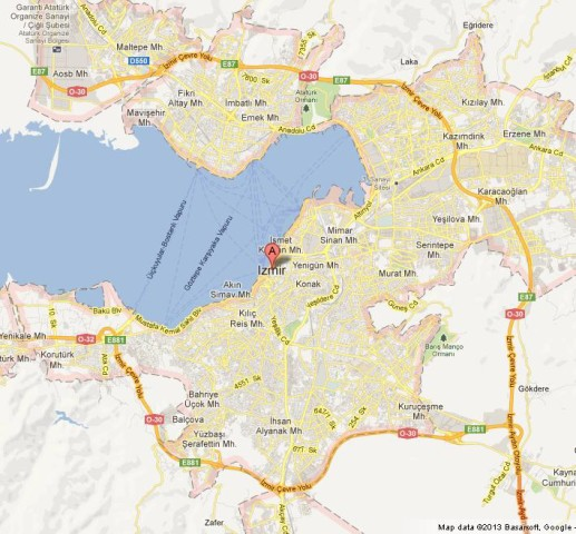 izmir the beautiful west coast of turkey world easy guides