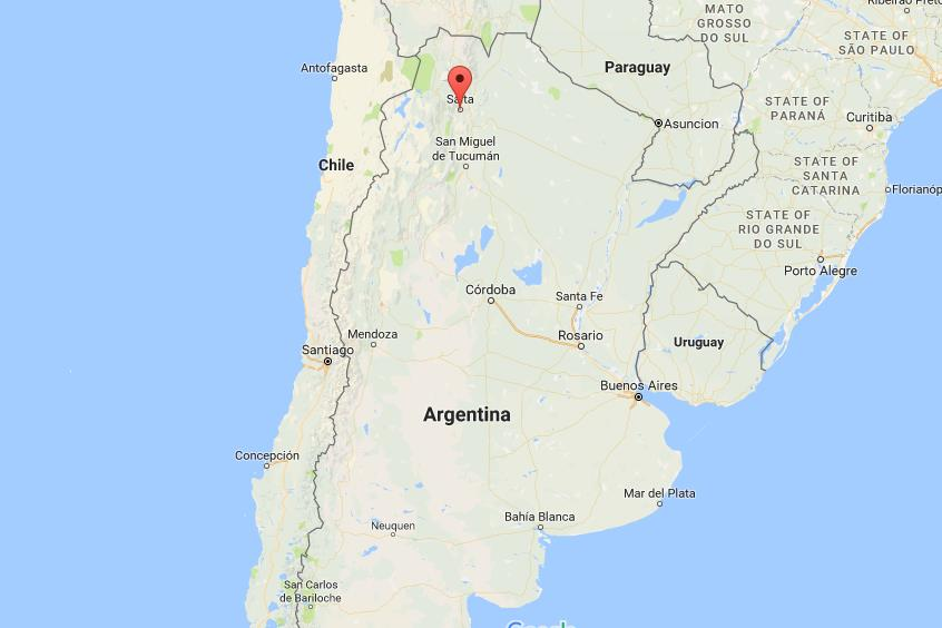 Where is salta on map of argentina gumiabroncs Choice Image