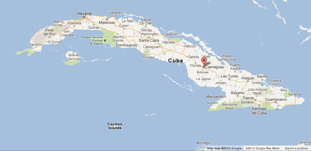 Camaguey on map of cuba world easy guides location camaguey on map of cuba gumiabroncs Choice Image