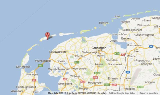 West Frisian Islands in Netherlands coast  World Easy Guides