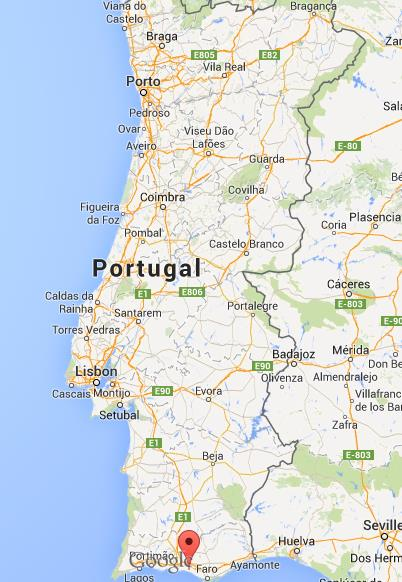 Where Is Vilamoura Map Portugal World Easy Guides - Portugal map vilamoura