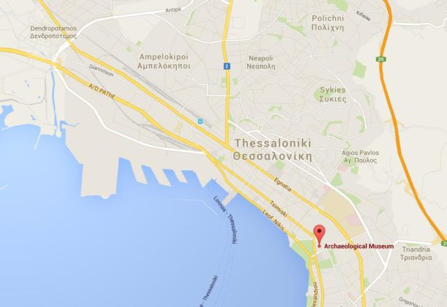 Archaeological Museum Of Thessaloniki World Easy Guides