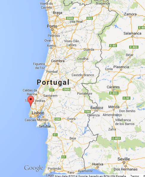 Where Is Ericeira On Map Of Portugal World Easy Guides - Where is portugal in the world