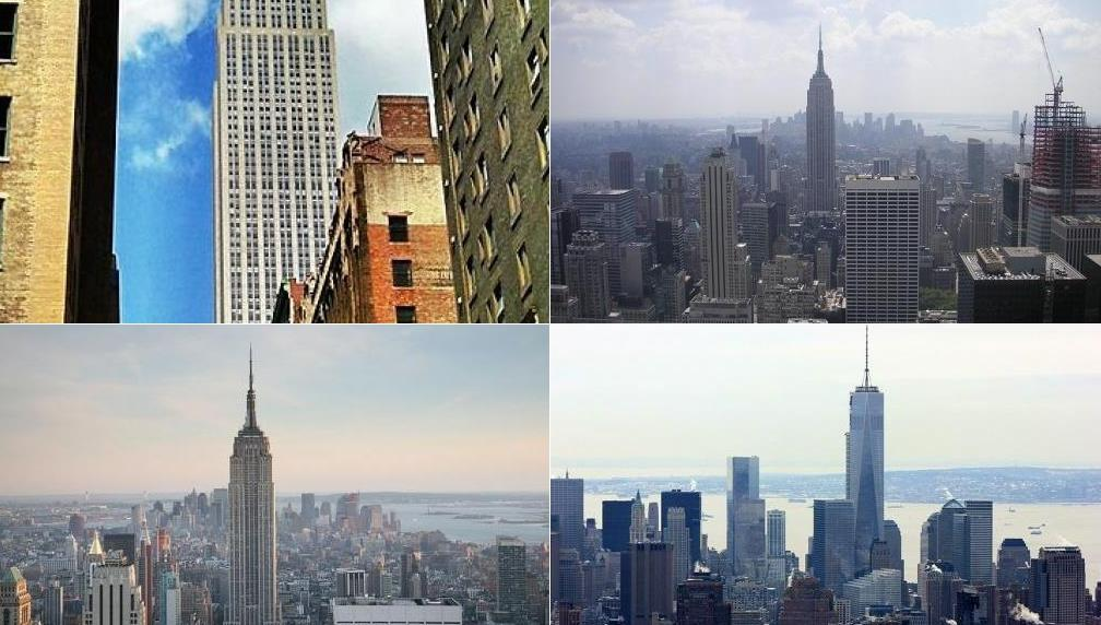 how to visit empire state building