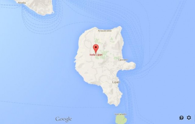 Lipari the largest of Aeolian Islands World Easy Guides