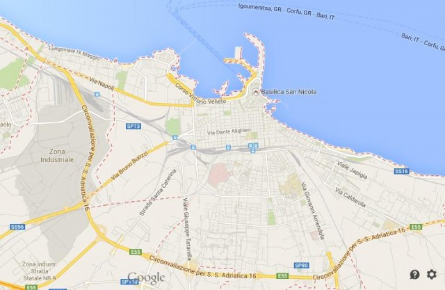 Bari the city of San Nicola World Easy Guides