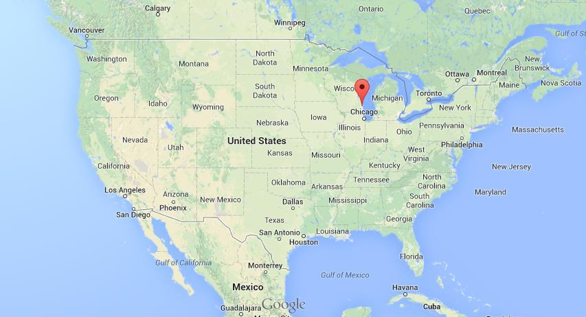 Wisconsin Map Milwaukee Supercharger Tesla Map Maps USA Florida - Ottawa on the us map