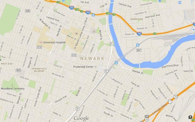Newark largest city in New Jersey World Easy Guides