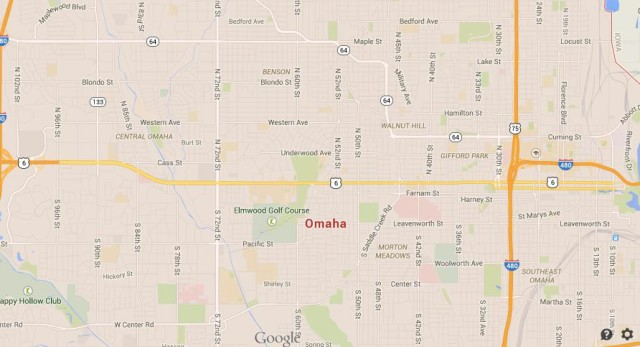 Omaha  World Easy Guides