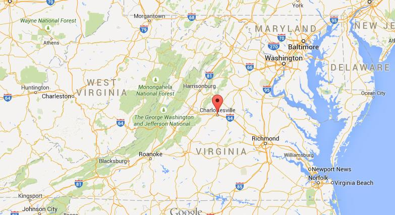 Where Is Charlottesville On Map Virginia World Easy Guides - Virginia on map