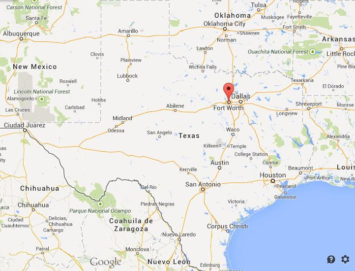 Map Of Texas Laredo.Where Is Fort Worth On Map Of Texas