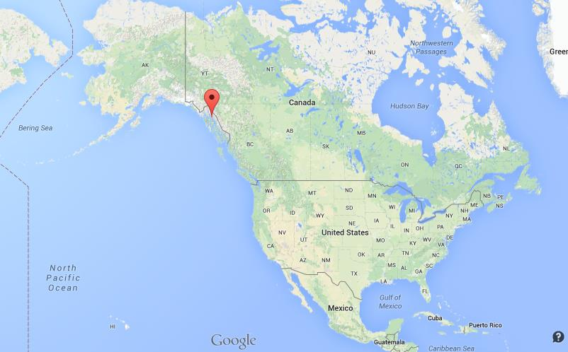 Where Is Juneau On Usa Map on tanzania location map