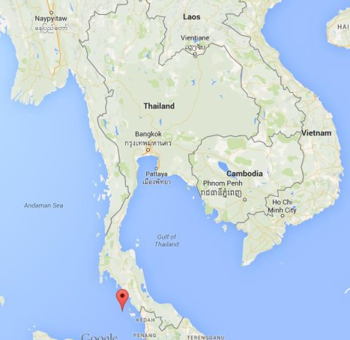 how to go koh lipe from kl