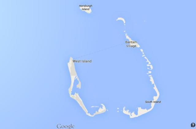 Cocos Islands or Keeling Islands World Easy Guides