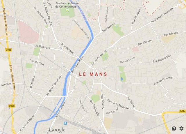 Le Mans in France | World Easy Guides