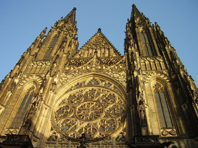 St Vitus Cathedral In Prague World Easy Guides