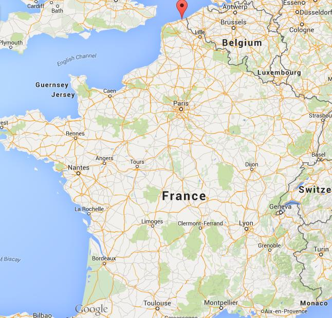 Where is dunkerque on map of france gumiabroncs Image collections