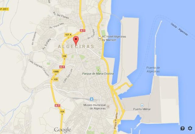 Algeciras in south of Spain World Easy Guides
