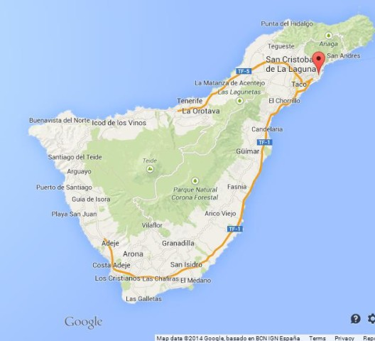Tenerife the major of Canary Islands | World Easy Guides