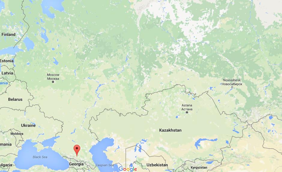 Where Is Nalchik On Map Russia World Easy Guides - Nalchik map