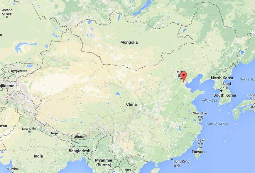 Where is tianjin on map china gumiabroncs Image collections