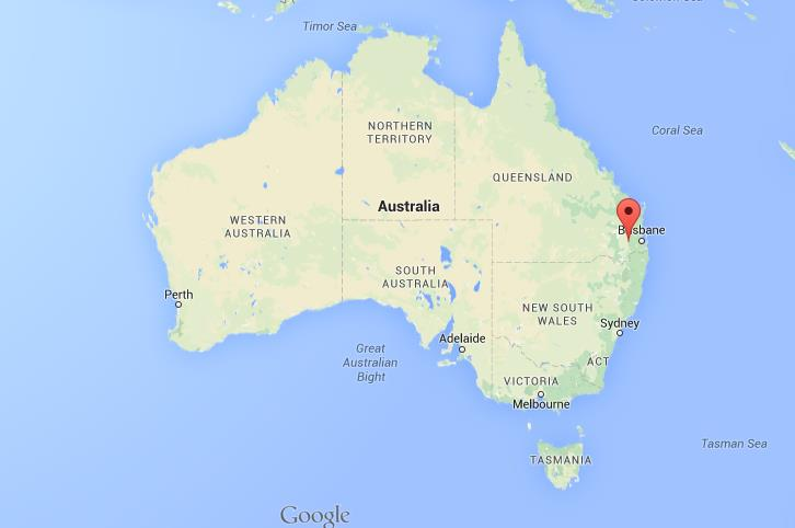 Where is Toowoomba on map Australia World Easy Guides