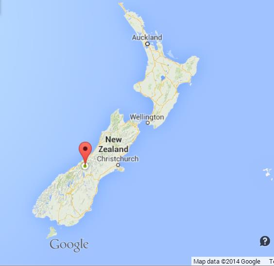 Mount Cook On Map Of New Zealand World Easy Guides - Where is new zealand on the map