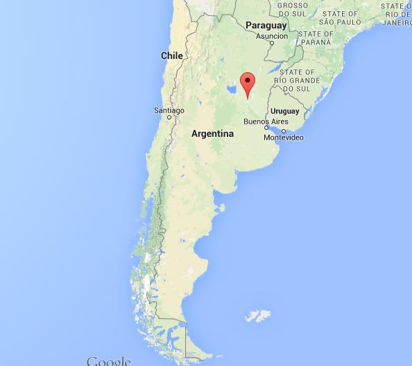Buenos Aires Location On World Map.Where Is Santa Fe On Map Of Argentina