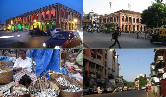 Margao city in Goa | World Easy Guides