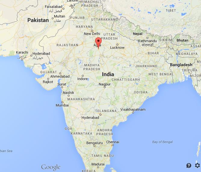 location gwalior in india map Where Is Gwalior On Map Of India location gwalior in india map