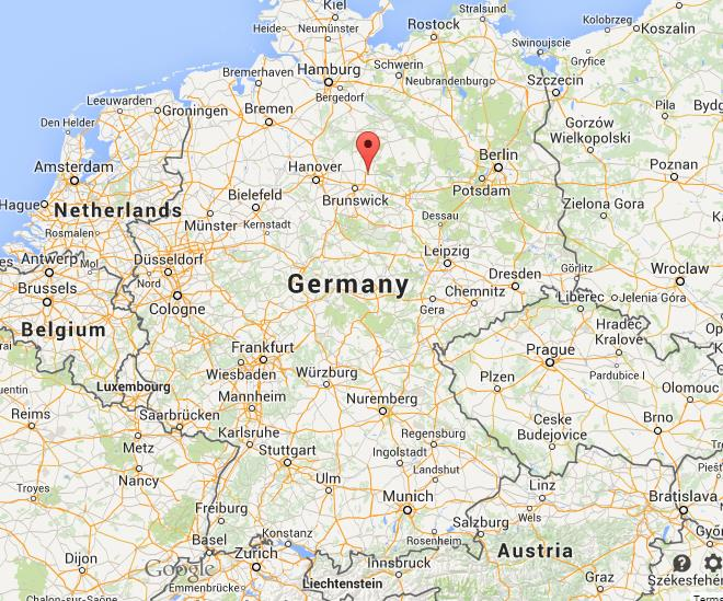 Where Is Wolfsburg On Map Germany World Easy Guides - Germany map salzburg