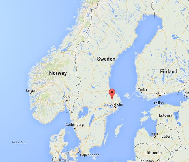 Where Is Uppsala On Map Of Sweden World Easy Guides - Sweden map location