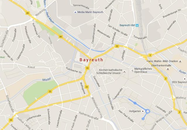 Bayreuth World Easy Guides
