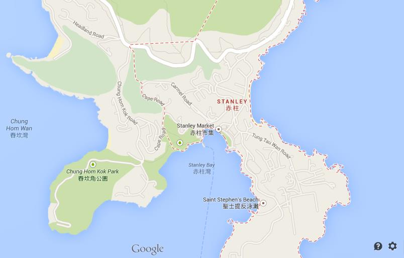 Map Of Stanley World Easy Guides