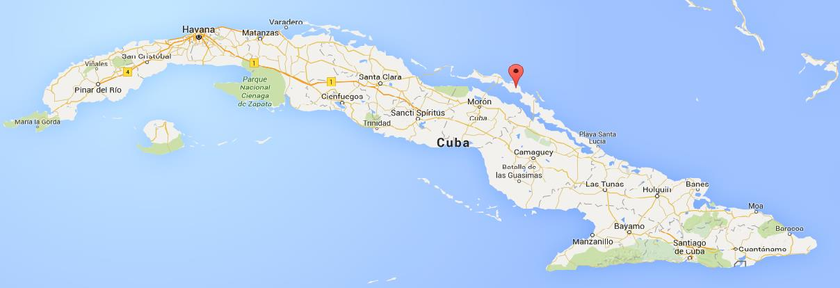 Where is cayo romano on map cuba world easy guides where is cayo romano on map cuba gumiabroncs Choice Image