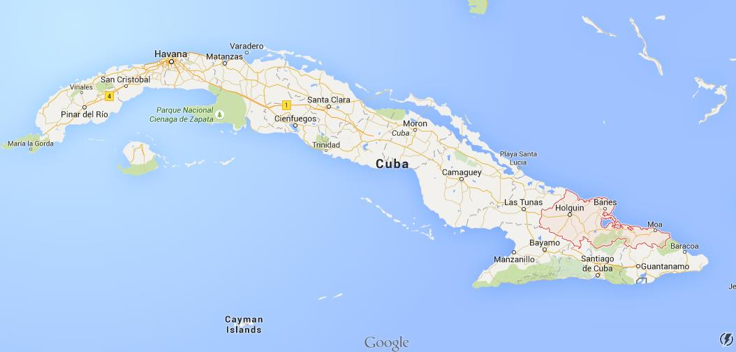 Where is holguin on map cuba gumiabroncs Images