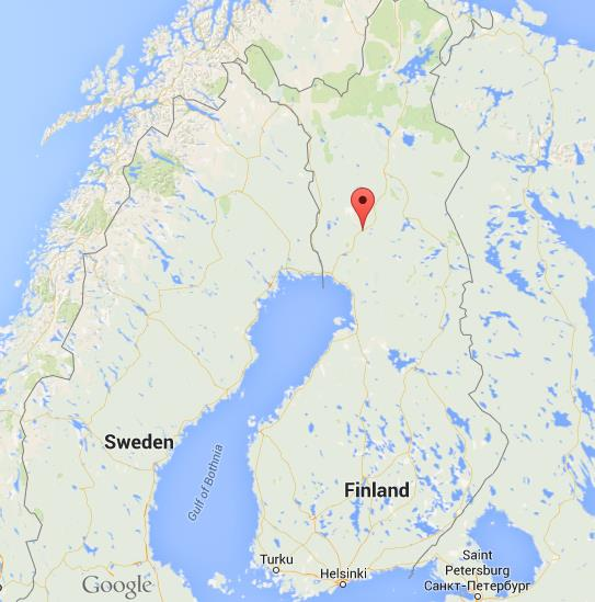 Where is rovaniemi on map finland world easy guides where is rovaniemi on map finland publicscrutiny Images