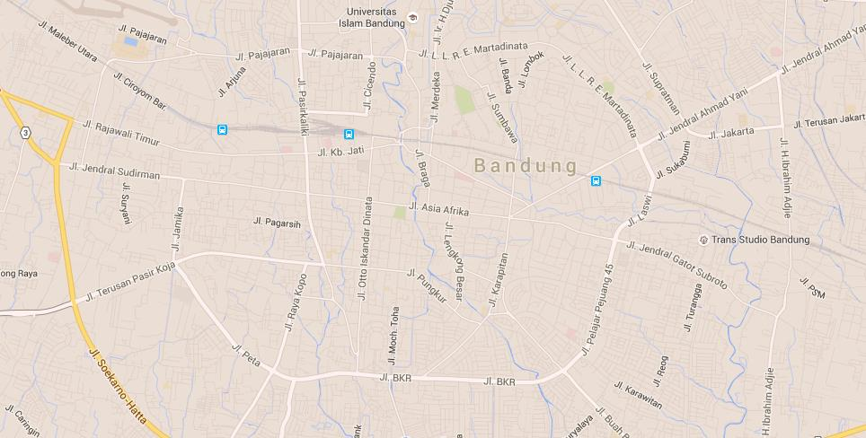 Map of bandung gumiabroncs Image collections