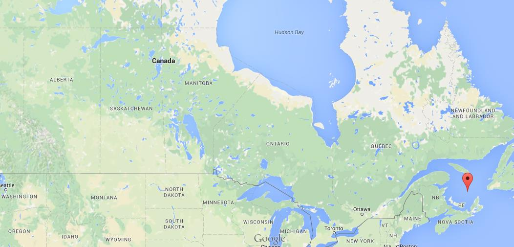 Islands Of Canada Map.Where Are Magdalen Islands On Map Canada