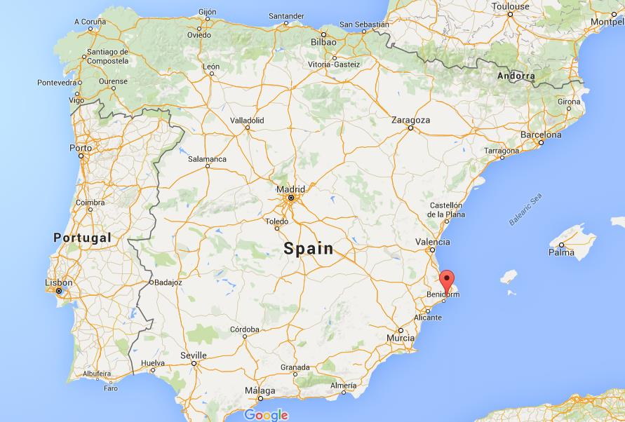 Where Is Altea On Map Spain World Easy Guides - Where is andorra