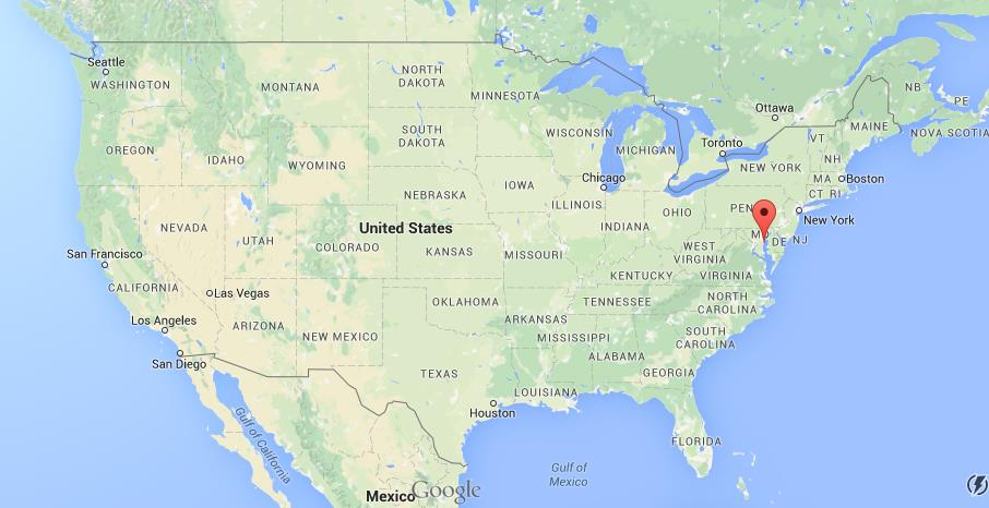 Where Is Annapolis On USA Map World Easy Guides - Anápolis map