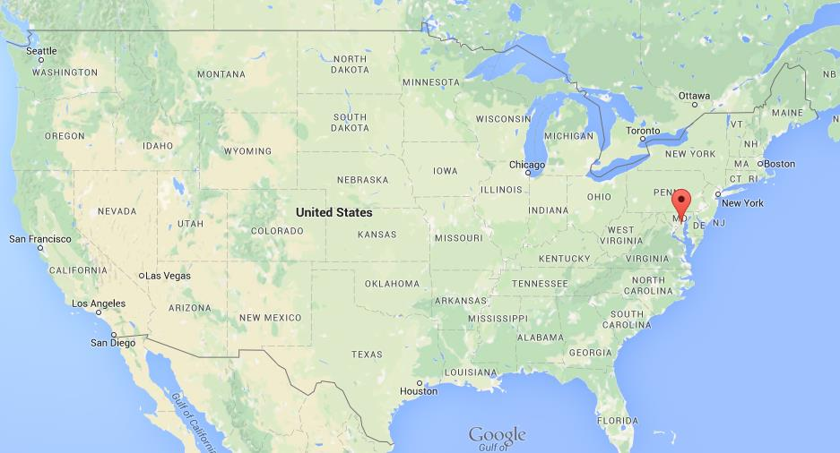 Where Is Maryland On USA Map World Easy Guides - Maryland usa map