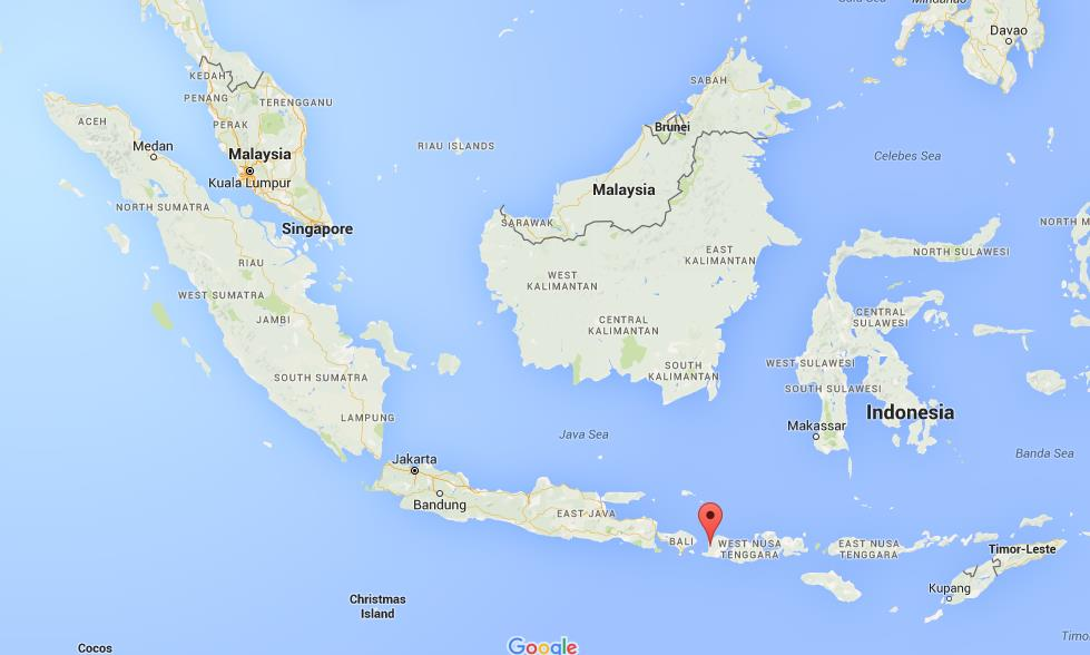Where is Mataram on map Indonesia World Easy Guides