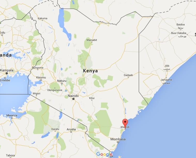 Where is malindi on map kenya gumiabroncs Image collections