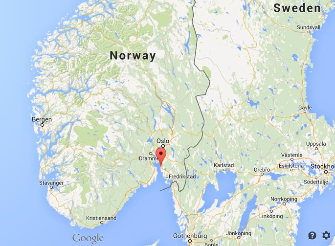 Where Is Moss On Map Of Norway World Easy Guides - Norway map 2014
