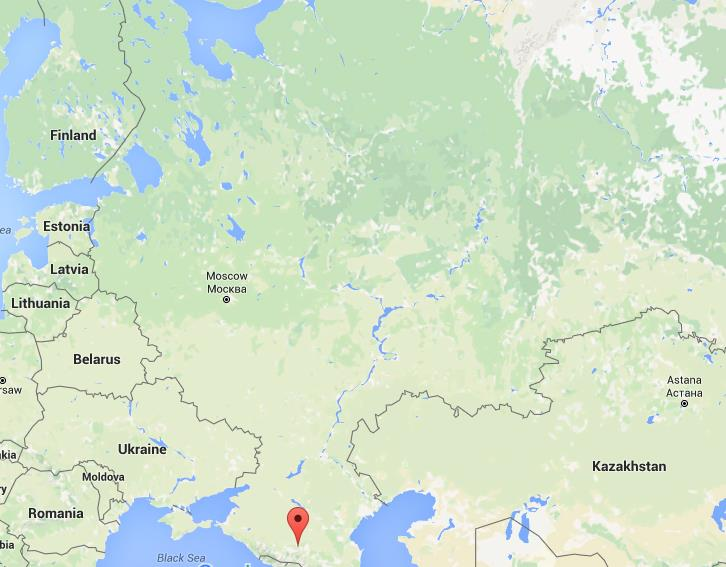Where Is Yessentuki On Map Russia World Easy Guides - Where is moldova